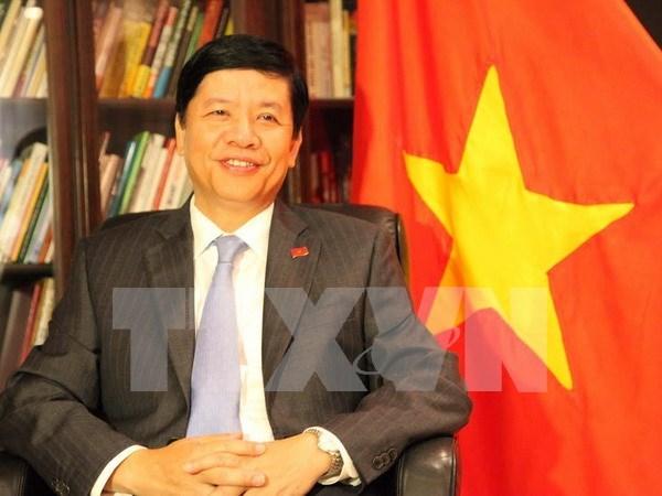 日本大分县希望加强与越南在多领域的合作 hinh anh 1