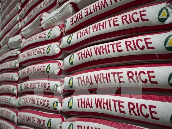 2016年前5月泰国出口额下降近2% hinh anh 1