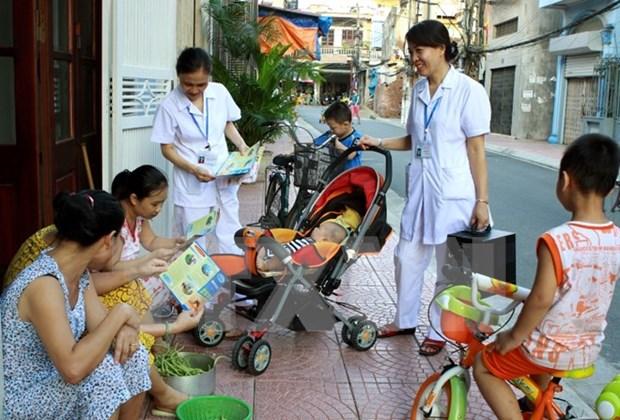2016年越南总和生育率同比增长9.9% hinh anh 1
