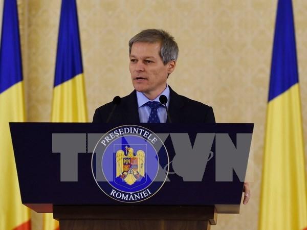 罗马尼亚总理即将对越南进行正式访问 hinh anh 1