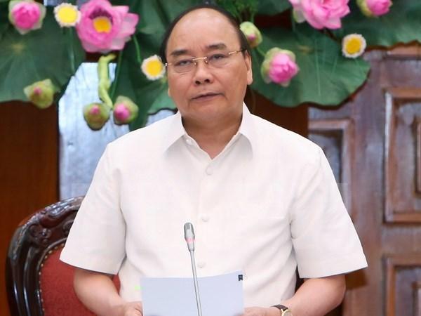 越南政府总理阮春福即将访问蒙古并出席第十一届亚欧首脑会议 hinh anh 1