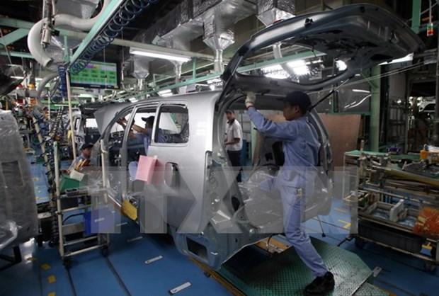 前江省各工业区吸引更多新的投资项目 hinh anh 1