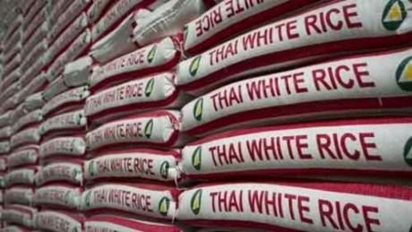 泰国计划7月招标出售370万吨国储大米 hinh anh 1