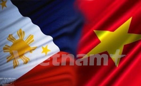 越南与菲律宾建外40周年纪念活动在河内举行 hinh anh 1