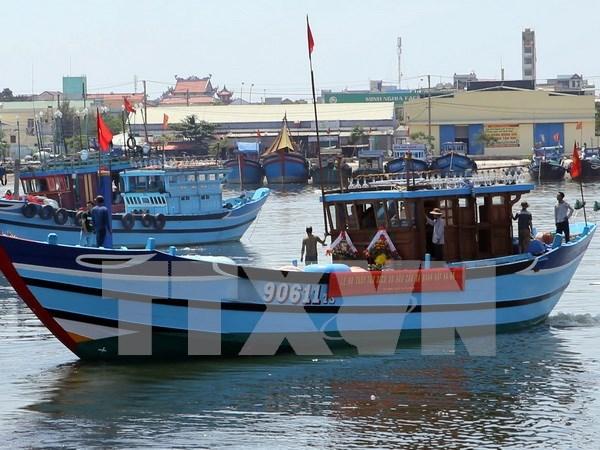 越南渔业工会发表声明 强烈反对中国船只攻击越南渔民 hinh anh 1