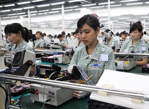 韩国对越南北宁省投资项目位居第一 hinh anh 1