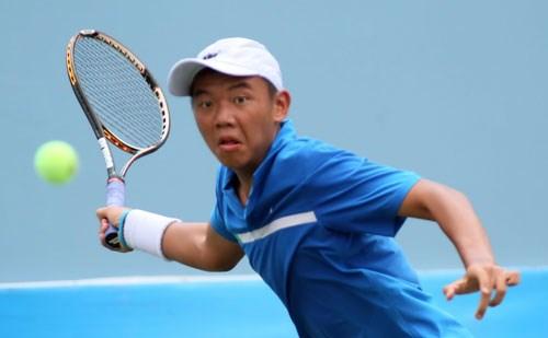 ATP最新排名:李黄南位居世界第870 hinh anh 1