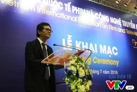 2016年越南电影与电视科技国际展览会13日开幕 hinh anh 1