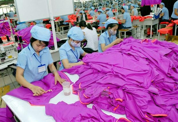 2016年上半年河内市出口额达52亿多美元 hinh anh 1