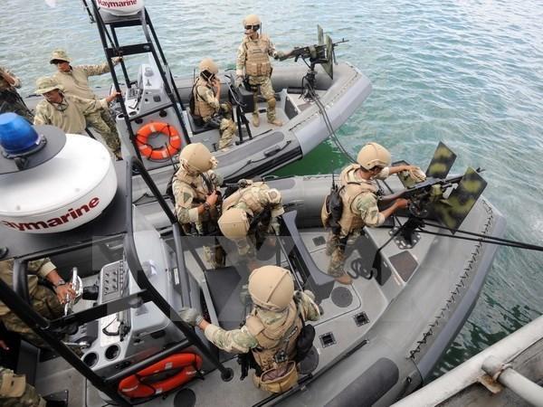 印尼加强纳土纳群岛防御 hinh anh 1