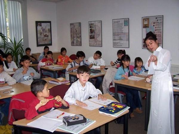 加强海外越南人的越南语教学工作 hinh anh 1