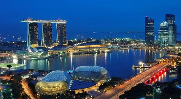 2016年第二季度新加坡经济呈现积极增长态势 hinh anh 1