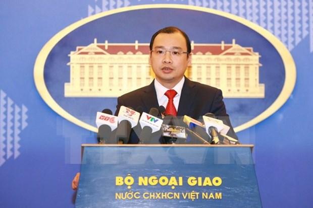 越南外交部发言人:国际特赦组织发布的报告歪曲越南监狱事实 hinh anh 1