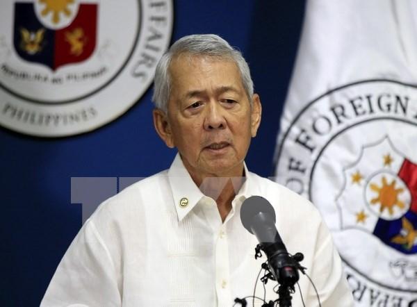 亚欧会议:菲律宾和日本呼吁中国遵守仲裁庭的裁决 hinh anh 1