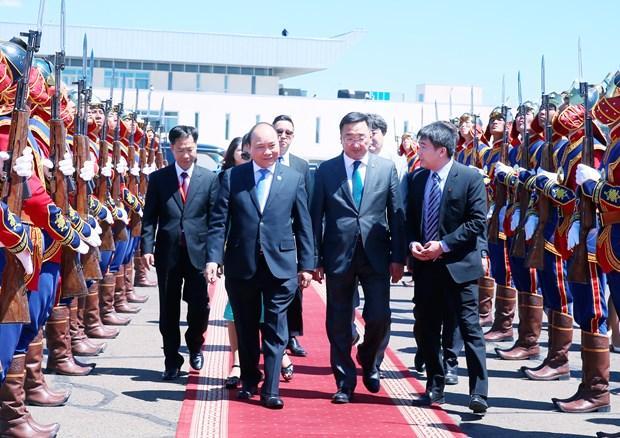 越南外交部副部长裴青山:阮春福总理蒙古之旅为两国合作关系开辟新篇章 hinh anh 2
