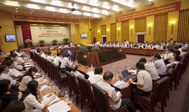 政府副总理郑廷勇:加强自然资源管理、环境保护和应对气候变化 hinh anh 1