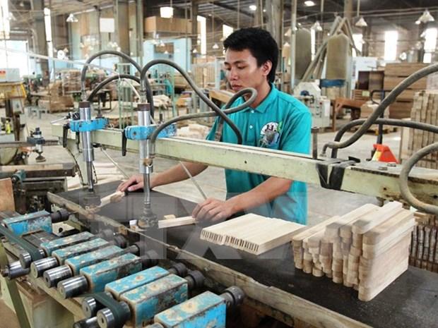 英国脱欧对越南木材工业产生的影响 hinh anh 1