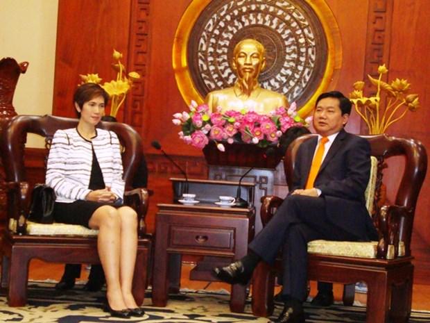胡志明市与美国加强投资合作关系 hinh anh 2