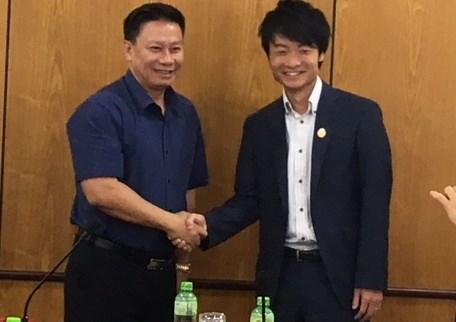 日本贸易振兴机构考察越南西宁省投资环境 hinh anh 1