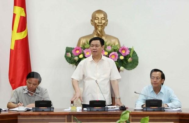 王廷慧副总理:需激发贫困群众奋发图强与摆脱贫困的信心决心 hinh anh 1