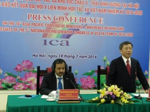 各国进一步加强政府与合作社的合作 hinh anh 1