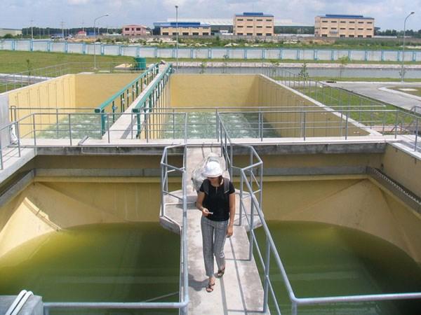 荷兰援助越南宁顺省兴建污水回收处理系统 hinh anh 1