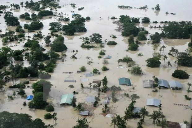 缅甸向世界银行贷款2亿美元用于灾后重建工作 hinh anh 1