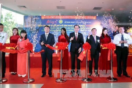 2016年Vietnam ETE暨Enertec Expo展正式开展 hinh anh 1