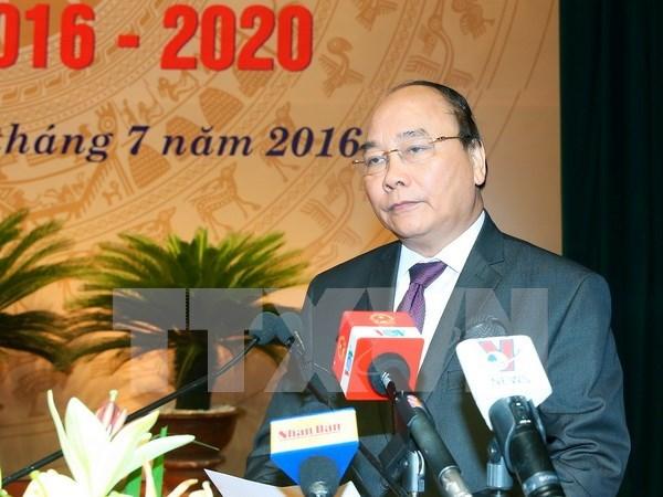 阮春福总理:发挥各合作社和社员自主、创业和创新精神 hinh anh 1