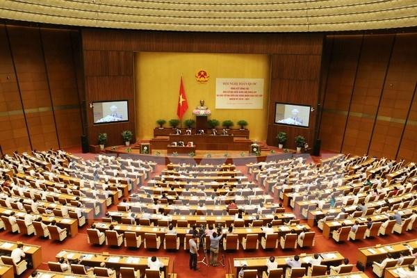 新一届国会和各级人民议会代表选举成功源于人民的信任 hinh anh 1