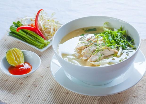 河粉——河内市民早餐再熟悉不过的食物 hinh anh 2