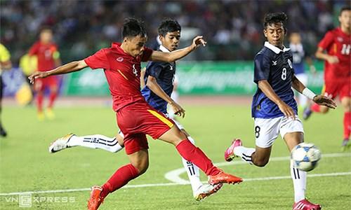 东南亚U16足球锦标赛:越南队晋级决赛 hinh anh 1