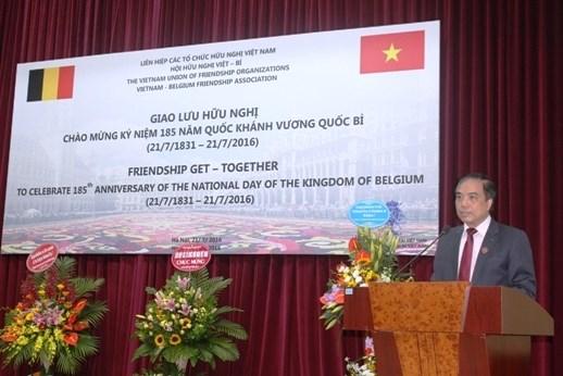 比利时驻越南大使让娜·罗卡:越比两国友好合作关系日益密切 hinh anh 2