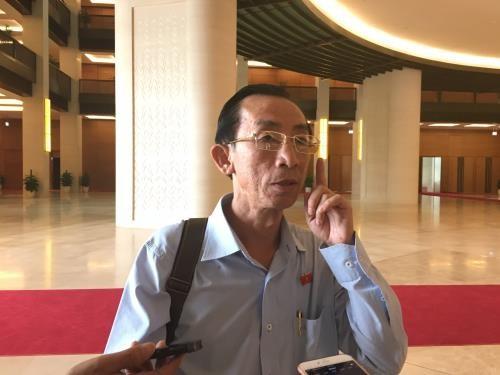 第十四届国会一次会议:相信新一届国会常委会将不辜人民的重托 hinh anh 3