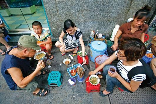 河粉——河内市民早餐再熟悉不过的食物 hinh anh 3