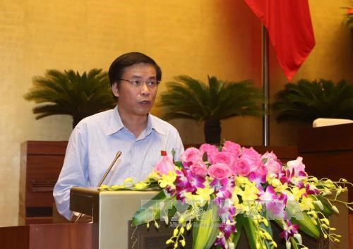 第十四届国会一次会议:相信新一届国会常委会将不辜人民的重托 hinh anh 2