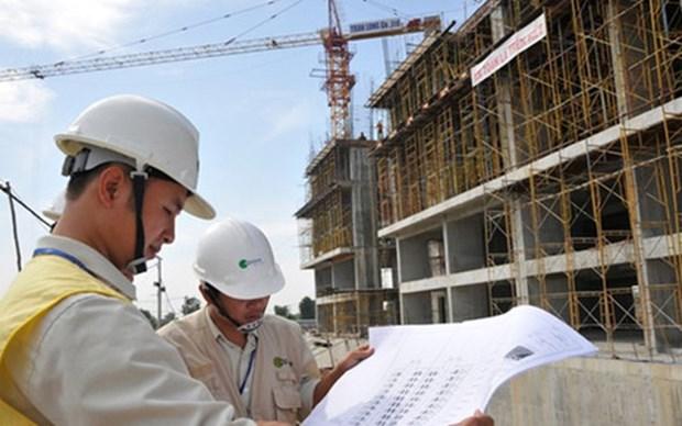 2016年上半年越南建筑业增长率达8.8% hinh anh 1