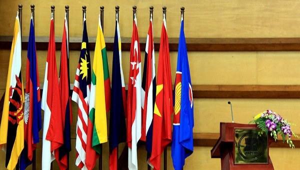 越南以积极主动与负责任的精神出席第49届东盟外长会议及系列会议 hinh anh 1