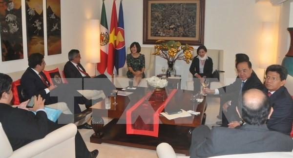 越南促进东盟与太平洋联盟的合作 hinh anh 1