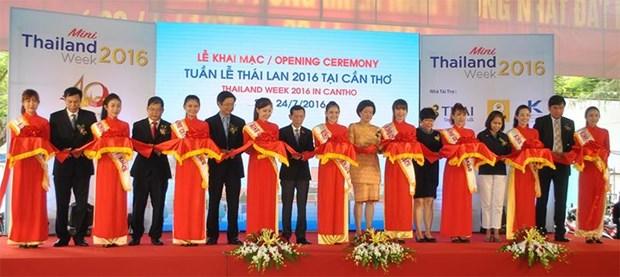 越南与泰国力推双向贸易额达200亿美元 hinh anh 1