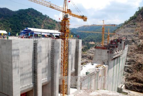 泰国今年或从老挝购买9000兆瓦电力高出近30% hinh anh 1