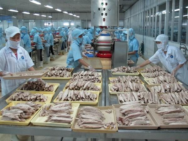 今年上半年越南水产品出口额达30.7亿美元 hinh anh 1