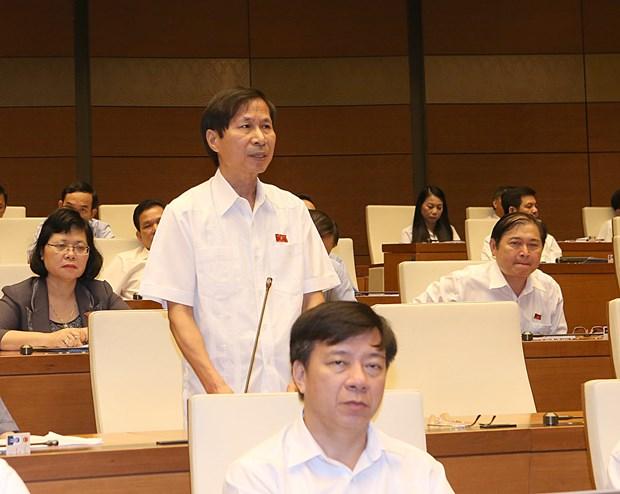 第十四届国会一次会议:国会将选择监督颇受人民关注的问题 hinh anh 1