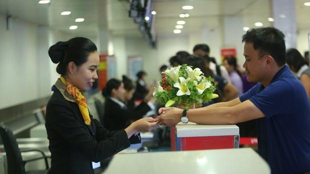 越捷航空公司出售大型促销活动 hinh anh 1