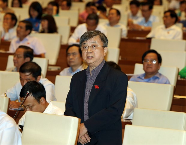 第十四届国会第一次会议:2017年国会法律法令制定计划 hinh anh 1