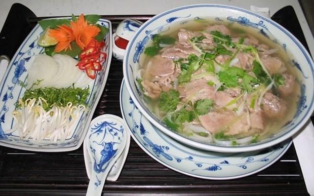 一家越南河粉饭店在马来西亚开业 hinh anh 1