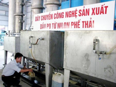 越南发展循环经济模式减少排放量 hinh anh 1