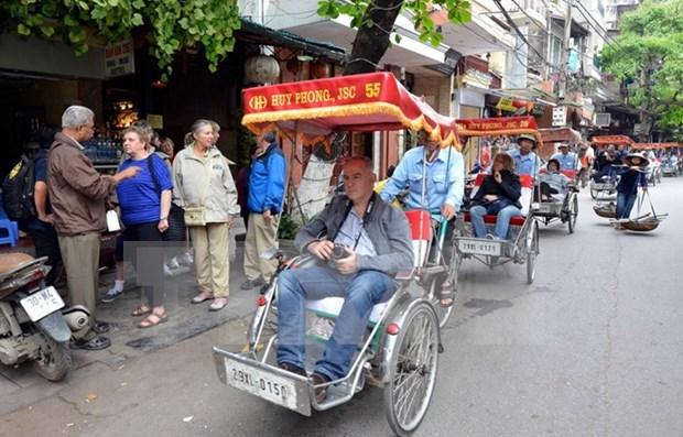越南将为国际游客提供一切便利 hinh anh 1