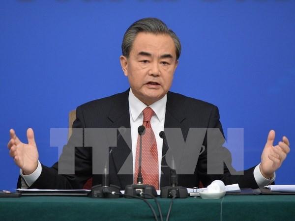 中国强调与东盟合作的重要性 hinh anh 1