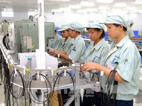 2016年上半年越南吸引外资同比增长金47% hinh anh 1